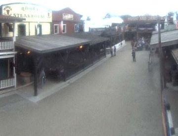 Webcams - Eging am See Pullman City Westernstadt