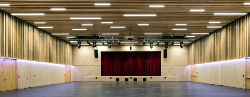 Stadthalle Cham